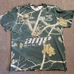 Team Realtree Amp Energy Dale jr 88 XL camo